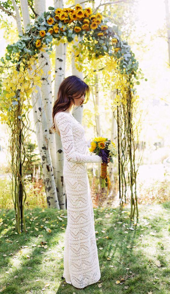 arco-de-flores-girasoles